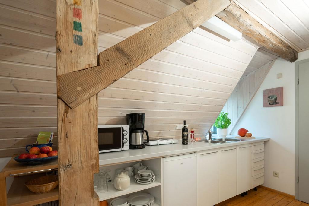 Appartement Küchenbereich